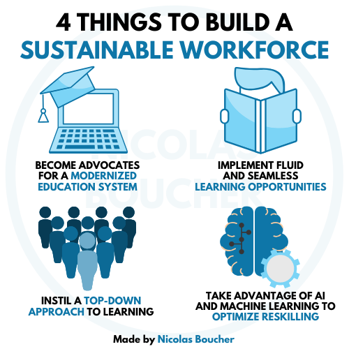4 things to build a sustainable workforce - NB